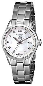 TAG Heuer Women's WV1411.BA0793 'Carrera' Casual Watch with Diamonds image