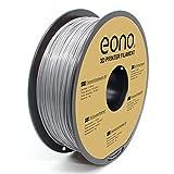 Amazon Brand -Eono Filamento PLA para impresoras 3D,1.75mm Filamento PLA,Accuracy ± 0.03 mm),Gris,...