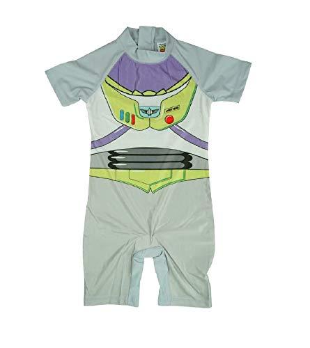 Kinderen/Kids Buzz Lightyear/Speelgoed verhaal Zwemmen Kostuum Surf Suit Jongens Zwemkleding Leeftijd 18 Maanden-5 Jaar