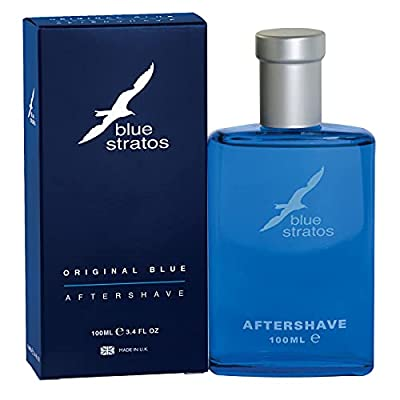 Blue Stratos Aftershave 100 ml
