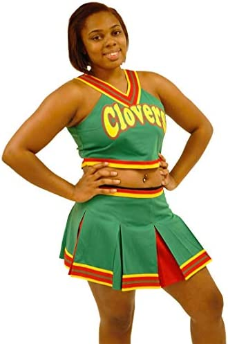 Clovers cheer costume _image0