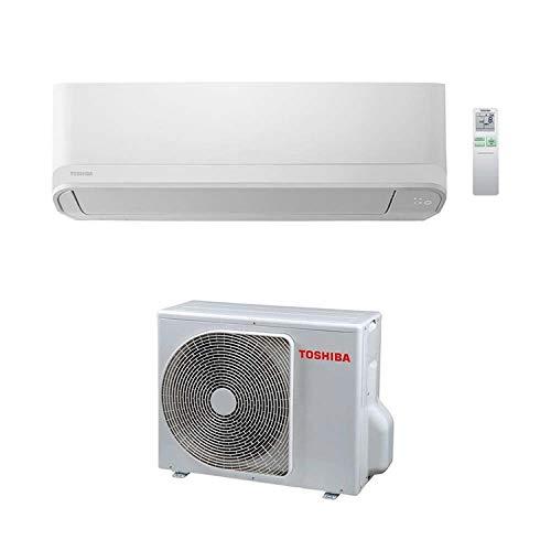 Klimaanlage Toshiba Inverter Serie Sevya 13000 Btu RAS-B13J2KVG-E R-32 Wi-Fi Optional