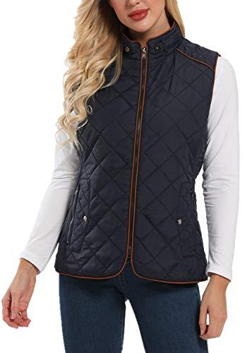 wudodo womens gilet jacket stand