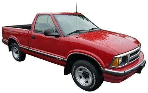 Amazon Com 1994 Chevrolet S10 Reviews Images And Specs