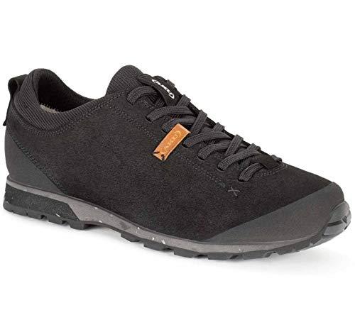 AKU Herren Bellamont III Suede Sneaker Schwarz 9,5