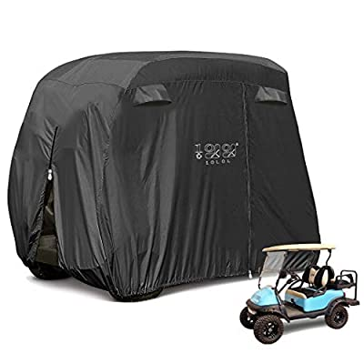 10L0L Passenger Golf Cart