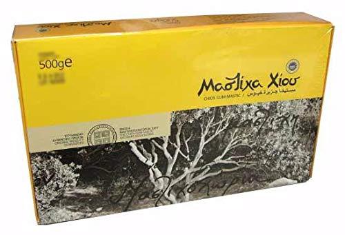 Gum Mastic Chios, Medium Tears, 500g box
