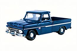 """1/24 scale diecast collectible model car 7.5""""L x 3.25""""W x 2.75""""H Individually packed in a window box. Box size: 9.75""""L x 4.5""""W x 4""""H"""