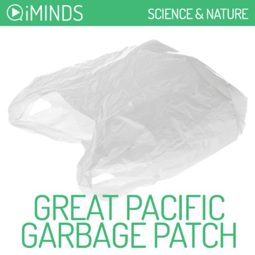 Great Pacific Garbage Patch audiobook cover art