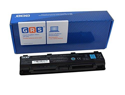 GRS Batterie PABAS259 pour Toshiba Satellite L850 L830 L870 C850 C855 C870 Dynabook T552 M800 P850 Satellite Pro C850 C870 L850 S855 remplacé: PA5024U-1BRS PABAS263 PABAS261 PABAS260