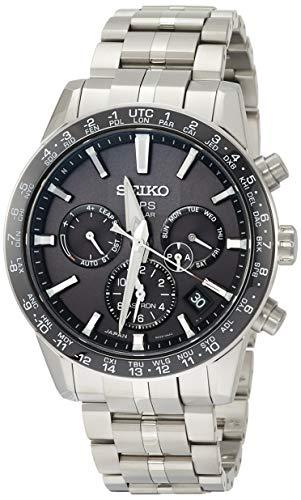 Seiko ASTRON Watch Astron 3 rd Generation Solar GPS Titanium Model Black Letter Sapphire Glass...