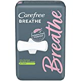 Best Carefree Pads - Carefree Breathe Ultra Thin Super Pads with Wings Review