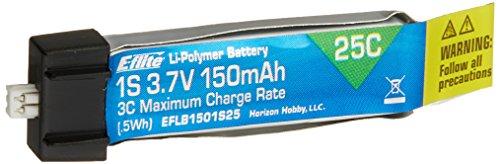 E-flite Blade mSR Lipo Akku 150 mAH 1S 3.7V EFLB1501S25