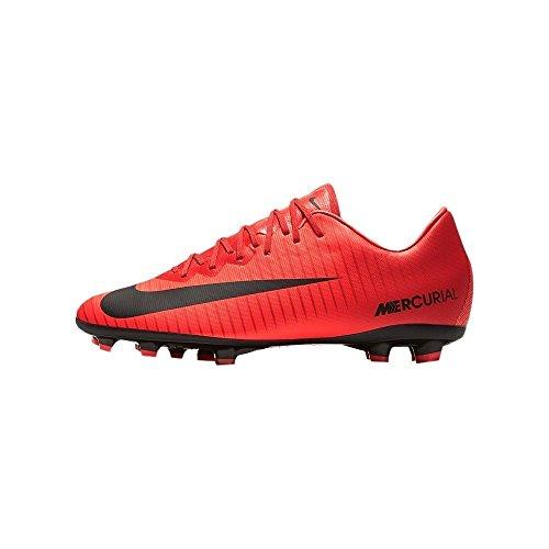 Nike Mercurial Vapor XI FG JR 903594 616 - Zapatillas Unisex para Adultos, Multicolor, Indigo 001, 38,5 EU