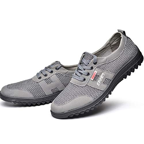 XLDouZi Safety Work Shoes Men Fashion Summer Breathable Slip On Casual Boots Mens Labor Insurance 6 kv Insulating Shoes (7)