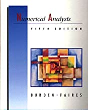 Numerical Analysis (Prindle, Weber & Schmidt Series in Mathematics)
