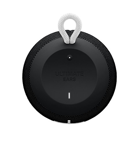 Ultimate Ears WONDERBOOM Super Portable Waterproof Bluetooth Speaker, Phantom Black