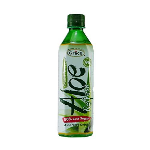 Grace - Aloe Refresh Original Flavour (12 x 0,5L)