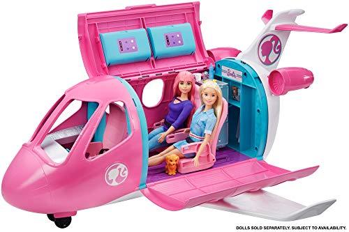 Barbie Gdg76 Barbie Droomvliegtuig Speelset