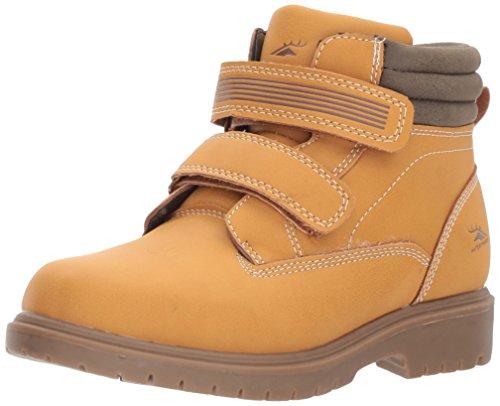 Deer Stags Boys' Marker Hiking Boot, Wheat, 1 Medium US Little Kid