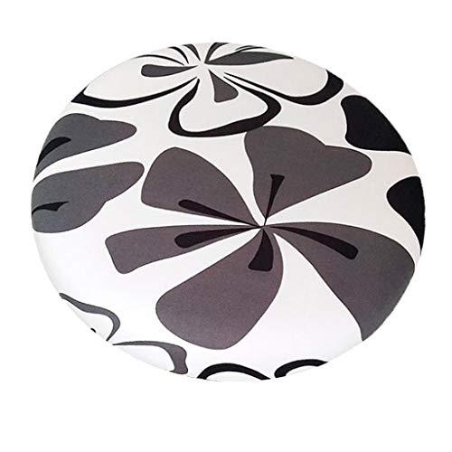 Cubierta de Asiento de Silla Funda Impermeable Mueble Decorativo de Festival Ocasión Hogar - Estilo_1