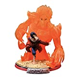 Naruto Shippuden Uchiha Itachi Anime Gk Susanoo Akatsuki Action Figure, 43Cm Exquisite Quality Statue Collectible Toy Doll