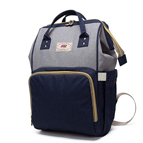 Diaper Bag Changeable Diaper Backpack Mummy Bags Mummy Package Large Capacity Bag Mummy Package Multifunction Mother Shoulder Bag Mummy Mummy Bag, Versatile and Stylish, Suitable for mom