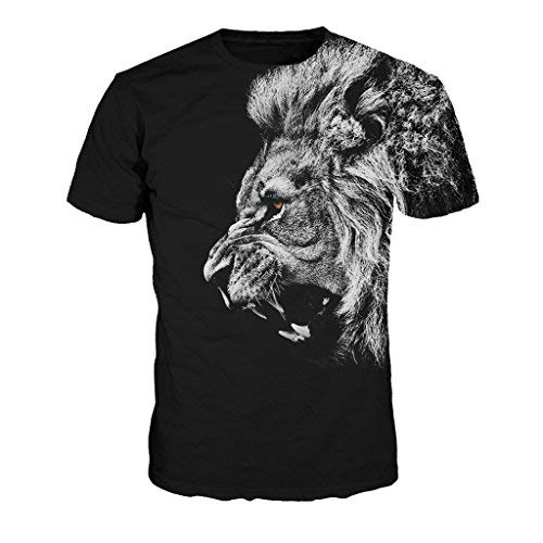 León africano rugiendo