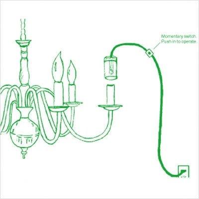 Relamping Cord -  Aladdin Light Lift, RLC