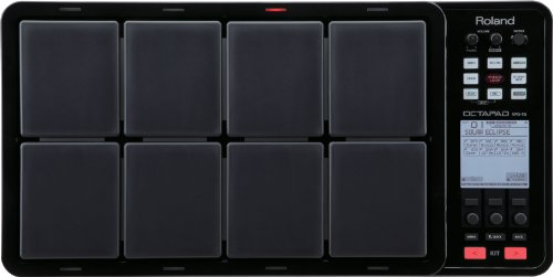 Roland OCTAPAD Digital Percussion Pad, black, (SPD-30-BK)