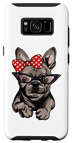 Galaxy S8 French Bulldog Case