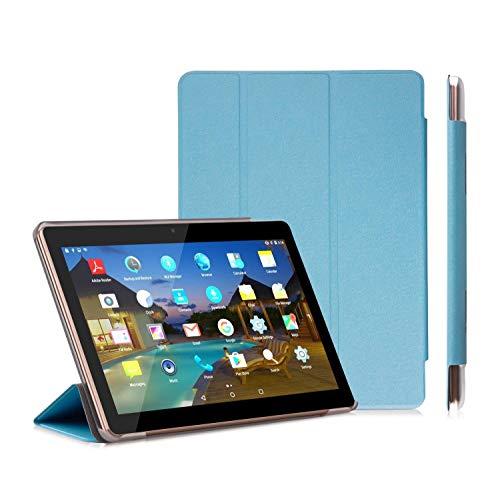 YOTOPT Funda para Tablet 10.1 / Solo 4G + 64G(K107),Azul