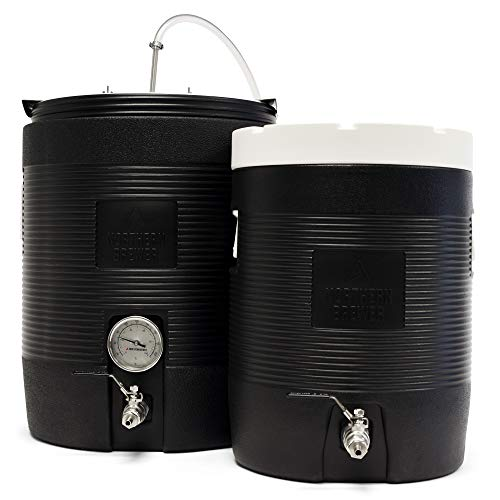 Northern Brewer - Insulated Cooler All Grain Beer Brewing Kits (Starter Kit w/ 12 Gallon Mash Tun)