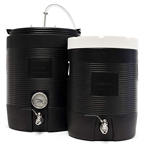 Insulated Cooler Mash Tun