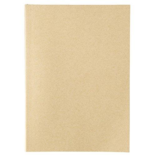 無印良品 再生紙文庫本ノート 約148×105mm・144枚