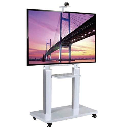 Soporte de Suelo para TV para Sala de Estar TV SMART Curved plana LCD / LED con soporte de suspensión de montaje Soporte telescópico de televisión giratorio ajustable, SOPORTE SOLO ( Size : A )