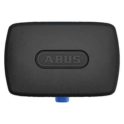 ABUS Alarmbox - Mobile Alarmanlage zur Sicherung von Fahrrädern, Kinderwagen, E-Scootern - 100 dB lauter Alarm - Blau