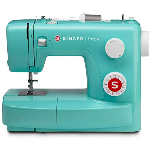 Singer Nähmaschine Simple 3223G, Plastik