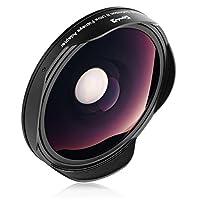 Opteka 0.3X 37mm Ultra Fisheye オプティカ ウルトラフィッシュアイ 魚眼レンズ 【国内正規品】