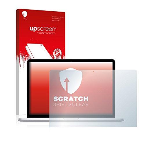 upscreen Schutzfolie kompatibel mit Apple MacBook Pro 15