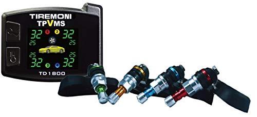 TireMoni Reifendruck- und Vibrations-Kontrollsystem TD-1800I, interne Sensoren