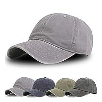 キャップ 帽子 メンズ ハンチング UVカット 調節可能(54-59cm) ...