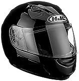 HJC Helmets 8804269131770 Helmet, SOLID Black, 4XL