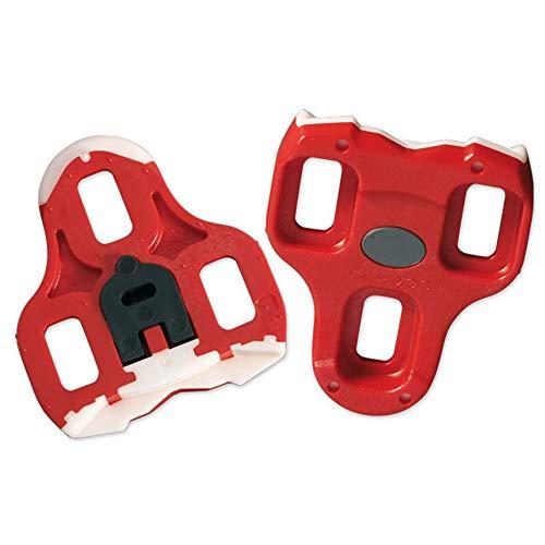 Look Pedalplatte Keo ARC Paar, Rot, 9°