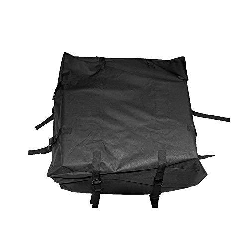 Subobo dakkoffer dakkoffer drager opslag dakkoffer op de top van de auto tas waterdichte draagtas zwart auto achter rekken & accessoires