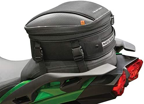 Nelson Rigg CL 1060 R Black Commuter Lite Motorcycle Tail Seat Bag product image