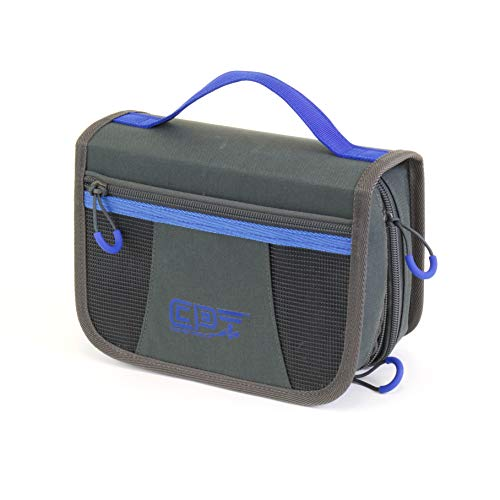 Clam 12579 Dual Compartment Soft Sided Tackle Bag