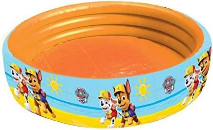 GIM Piscina Hinchable Paw Patrol Patrulla Canina 100X30