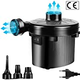 ONBET Elektrische Pumpe für Inflatable Luftmatratze