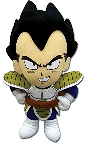 Great Eastern Dragon Ball Z Vegeta - Peluche (25,4 cm)
